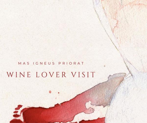 visita wine lover Mas Igneus Priorat-masigneus
